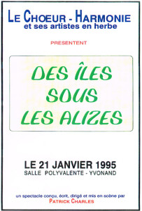 1995 Des Îles sous les Alizés