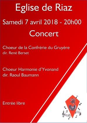 Concert 2018 Riaz